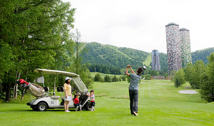Tomamu Golf Course