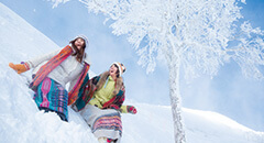 滑雪季節快來了。去尋找一個愉快難忘的冬季旅程。
