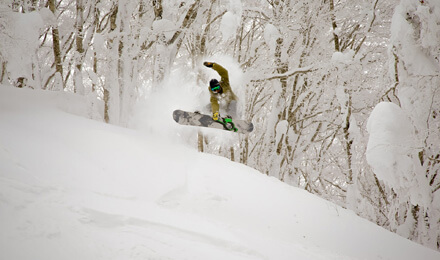 Nekoma Snow Park & Resort