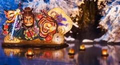 「哦!這就是日本的冬季!」精選4個富有冬日氣氛的溫泉旅館