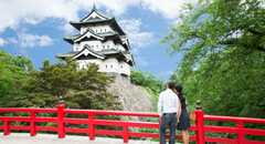 Visit Japanese castles and discover a medieval Japan!