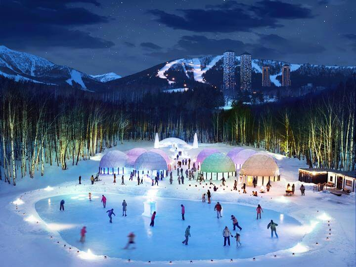 tomamu ice village1