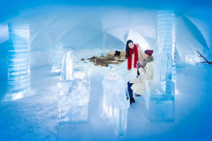 tomamu ice village2