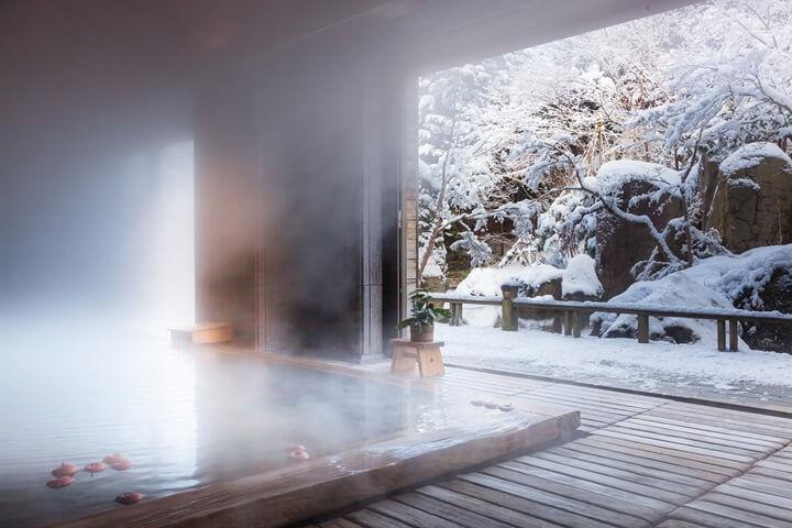 【界津軽】雪見温泉 (5)