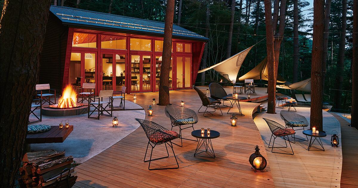Hoshinoya Fuji A Luxury Resort Operated By Hoshino Resorts