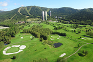 Tomamu高爾夫球場