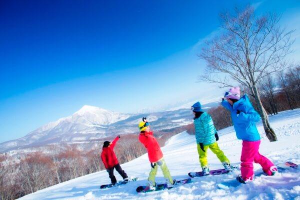 Snow special Hoshino Resorts-bandaisan01