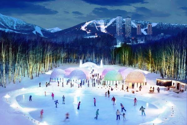 Snow special Hoshino Resorts-tomamu 02