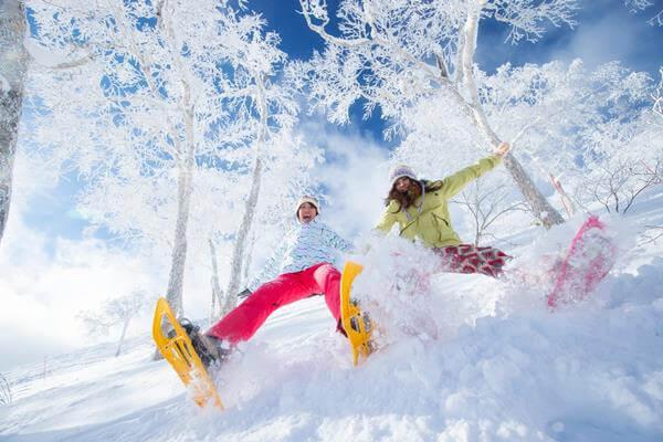 tomamu winter ski powder snow