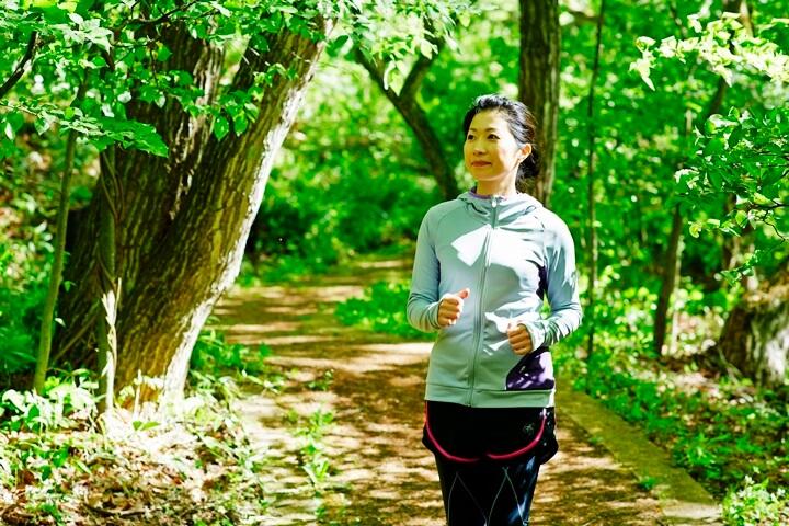HOSHINOYA Karuizawa walking