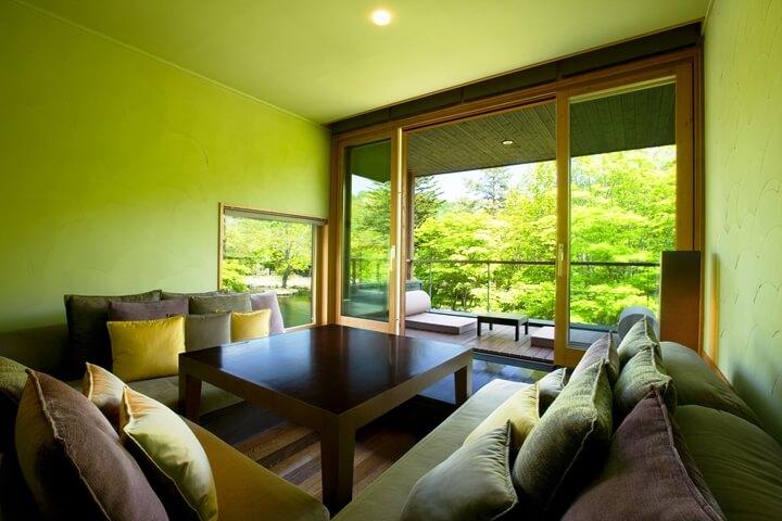 HOSHINOYA Karuizawa room1