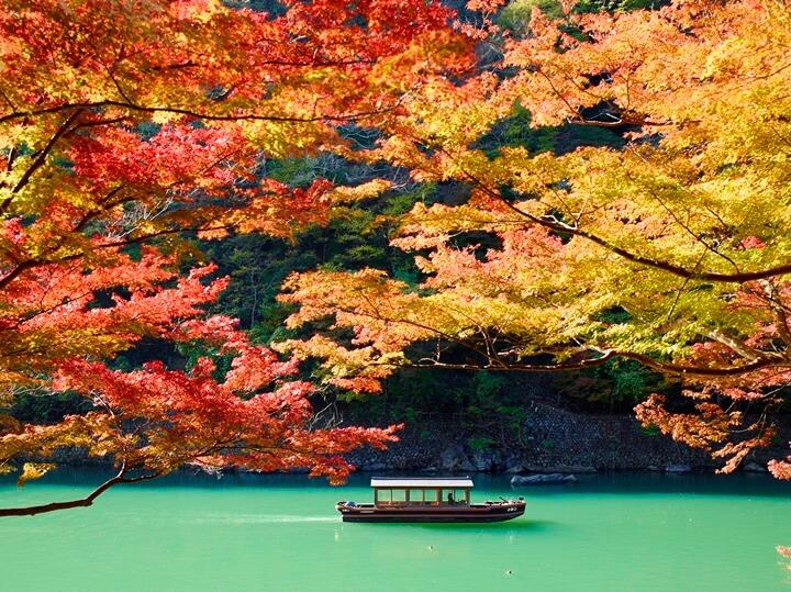 hoshinoya kyoto boat