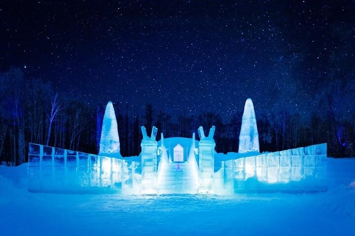 tomamu ice village3