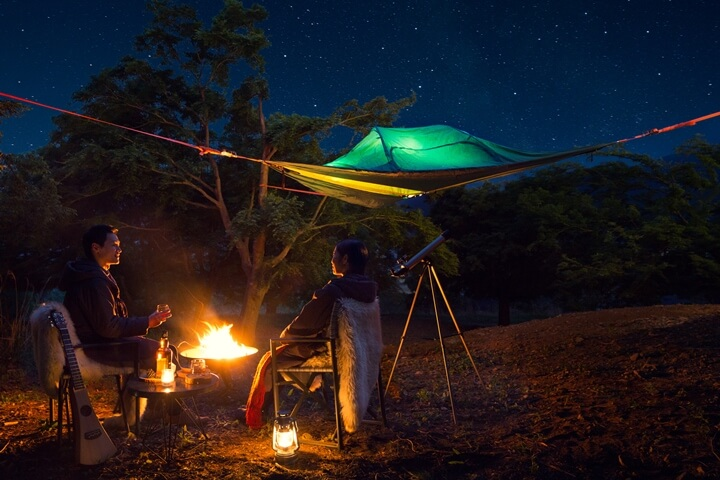 【星のや富士】空中テントオプション付き人あり
