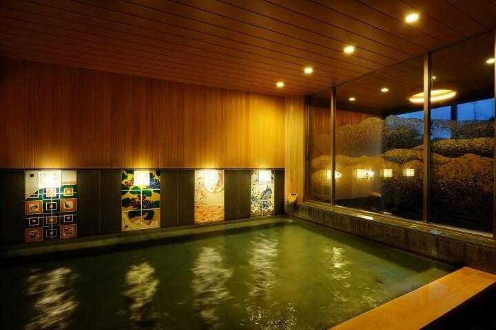 Hoshino Resorts KAI Kaga public bath