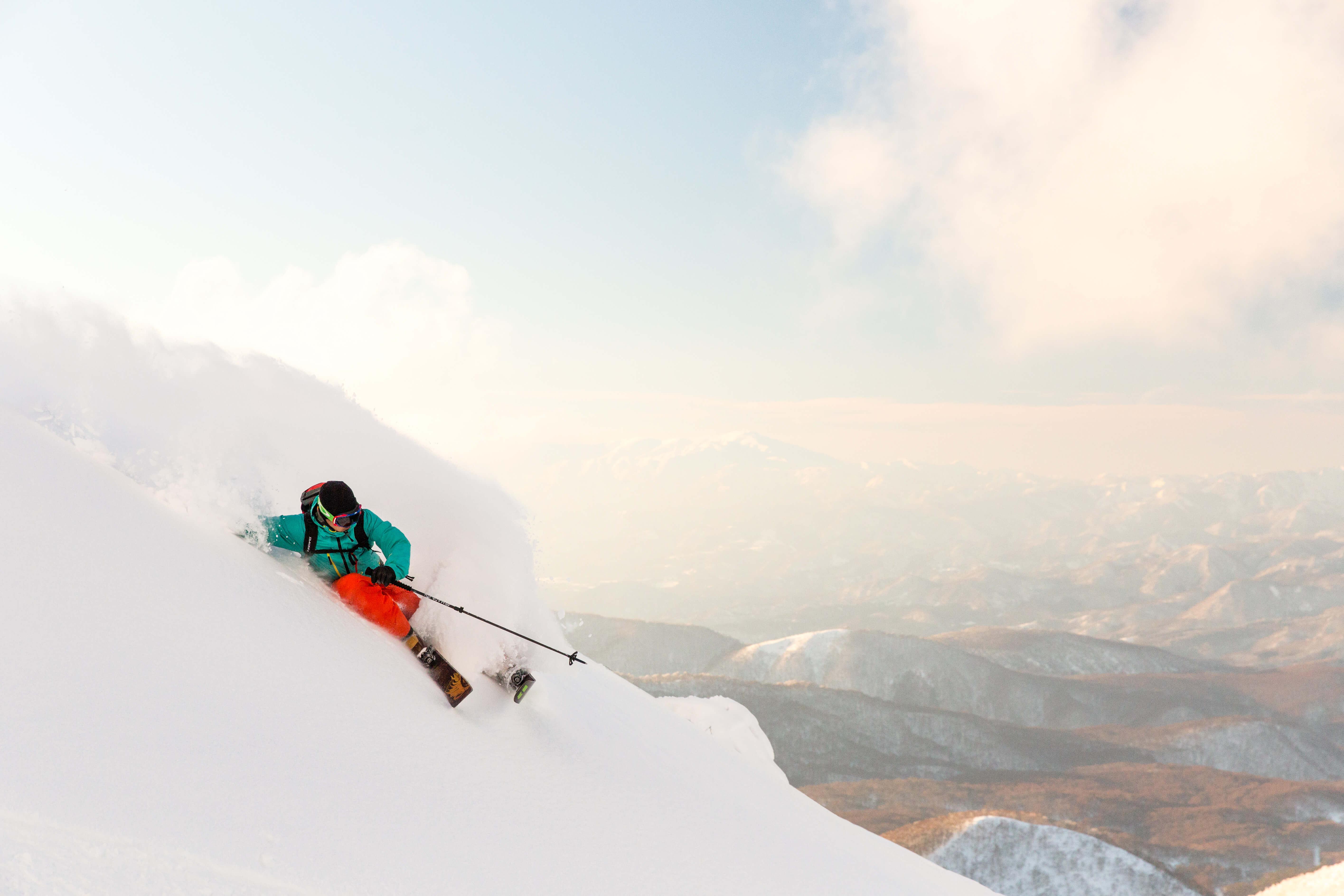 猫魔スキー場①