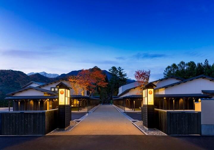Hoshino Resorts KAI Alps Sunset 2 s