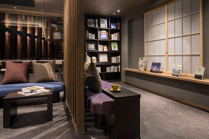 Hoshino Resorts KAI Alps Travel Library_s