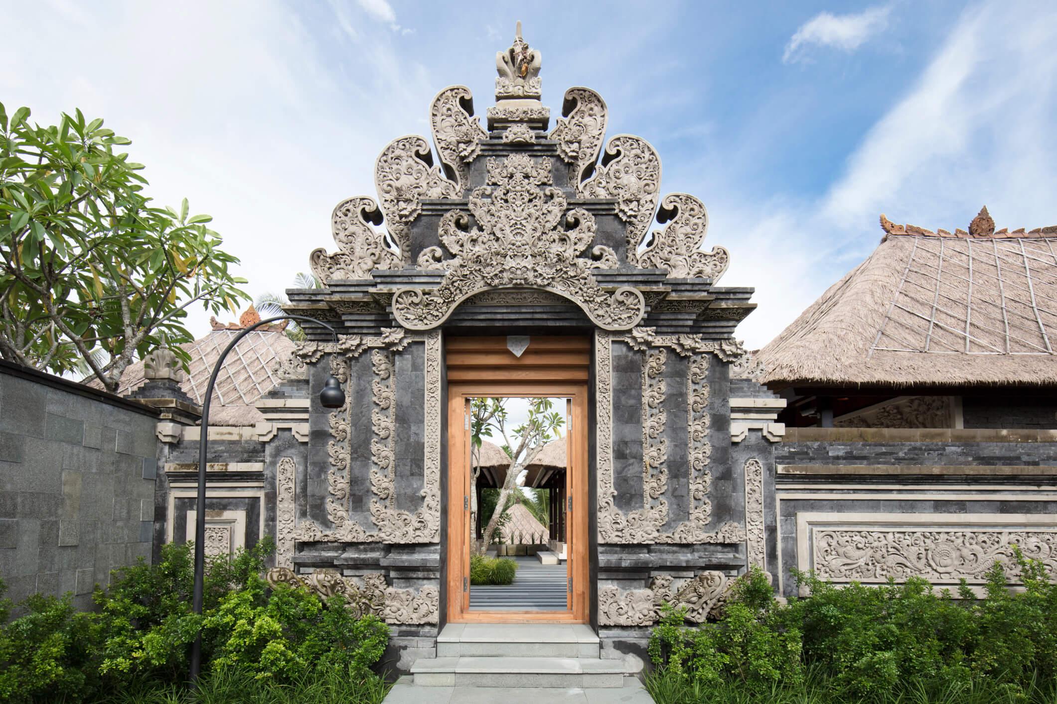 HOSHINOYA Bali Entrance 3