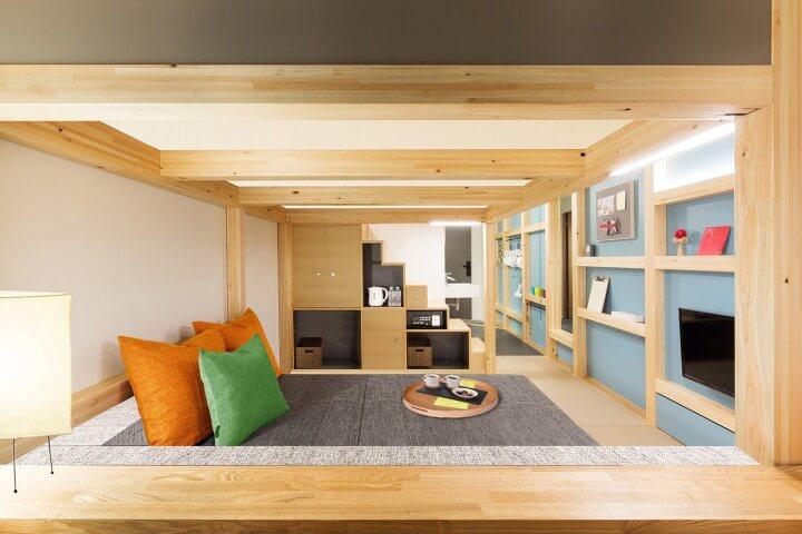 Hoshino Resorts OMO5 Tokyo Otsuka Yagura Room1