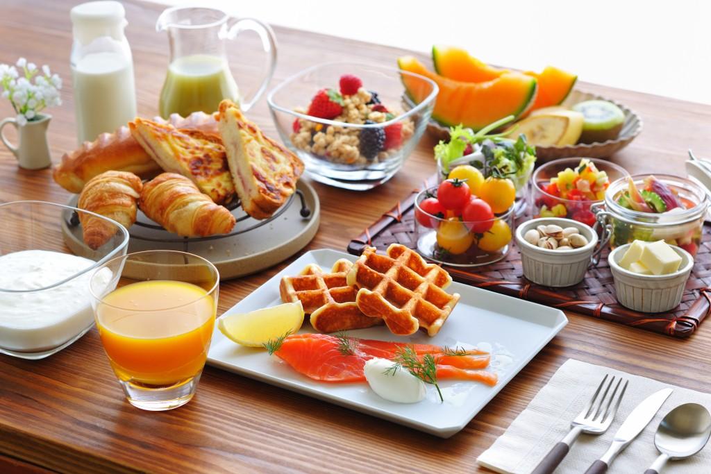 Hoshino Resorts OMO7 Asahikawa Breakfast2