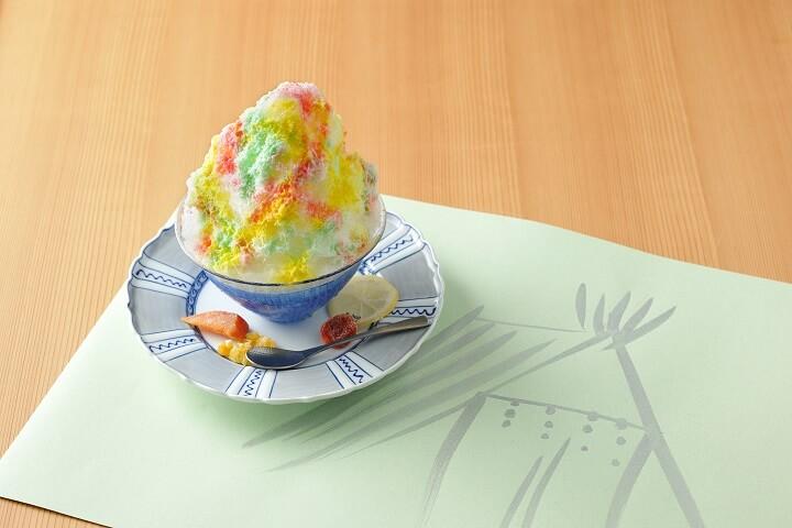 【界加賀】氷室かき氷