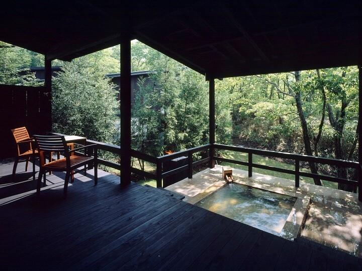 【界阿蘇】客室露天風呂1
