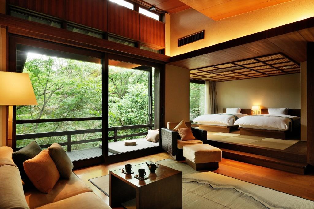 Hoshino Resorts KAI Aso Room1
