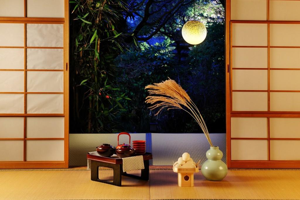 【界加賀】観月茶会イメージ