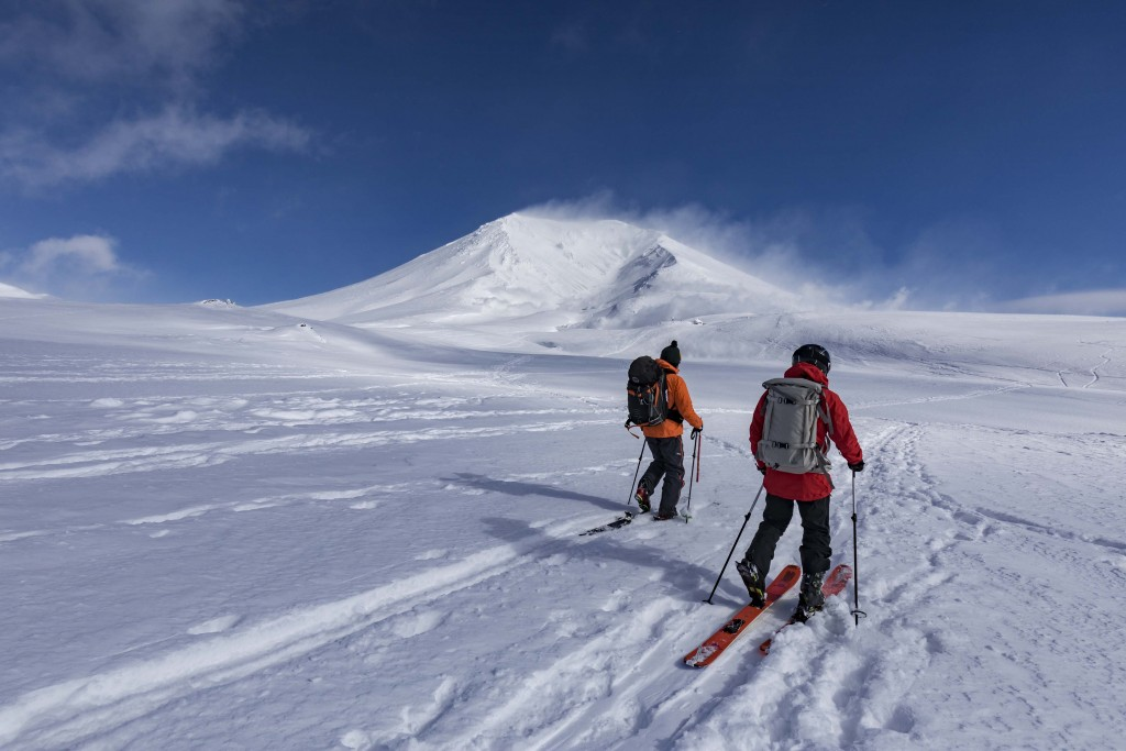 【OMO7旭川】旭岳スキーコース