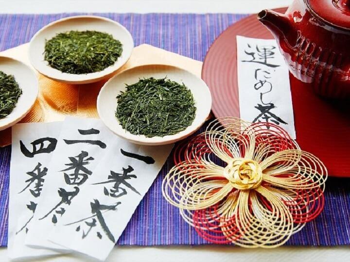 【KAI Enshu】運試し茶1