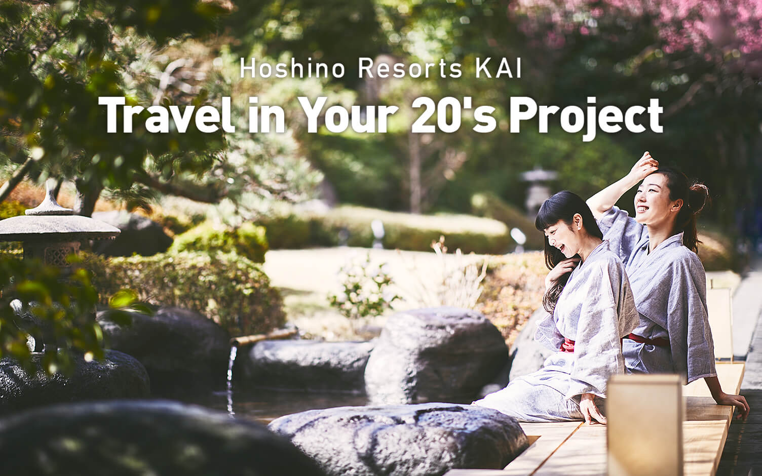 KAI, Travel in Your 20's Project