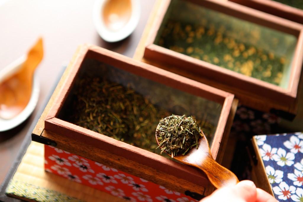 【界遠州】お茶選び